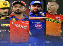 ipl 2017 released players