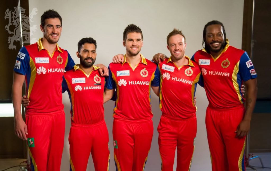 royal challengers bangalore team rcb squad