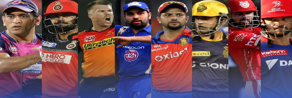 ipl 2017 retained players list