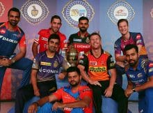 IPL points table 2017