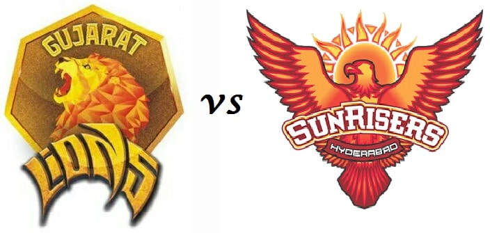GL vs SRH prediction IPL 2017