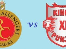RCB vs KXIP prediction IPL 2017
